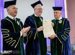Excelența Sa James C. Rosapepe, Doctor Honoris Causa al UMFST Târgu Mureș